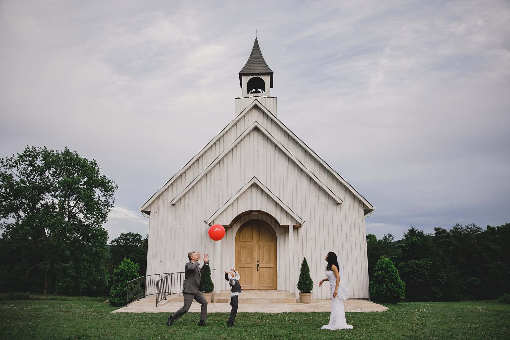 Shonta & Nolan - Intimate Chapel Elopement at Lane's Bend in Cookeville, Tennessee
